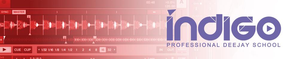Banner cursos dj Indigo Dj School